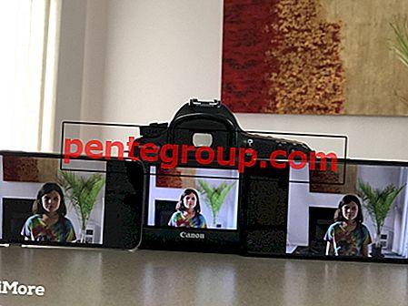 Cómo usar el modo vertical en iPhone para capturar fotos similares a DSLR