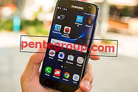 كيفية إصلاح قضية Samsung Galaxy S7 المشوهة الصوت