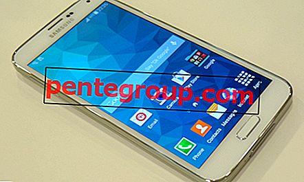 Как исправить ошибку Samsung Galaxy S5 Audio